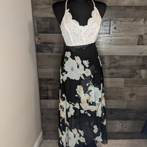 Blooming Jelly Dress small
